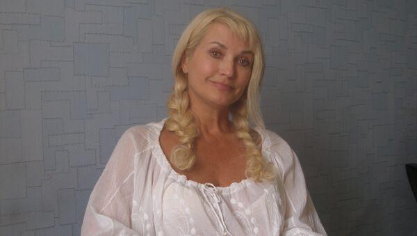 Организатор конкурса красоты Мисс Приморье Светлана Аксюзьян