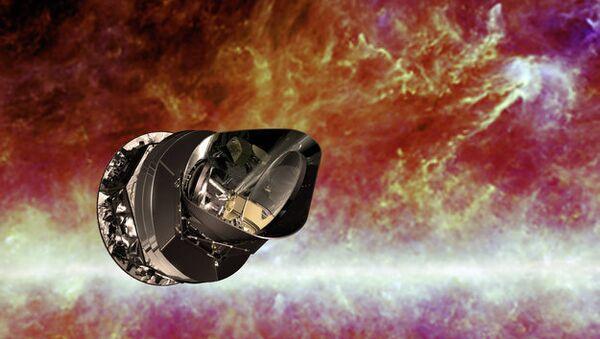 Европейский телескоп Планк (Planck)