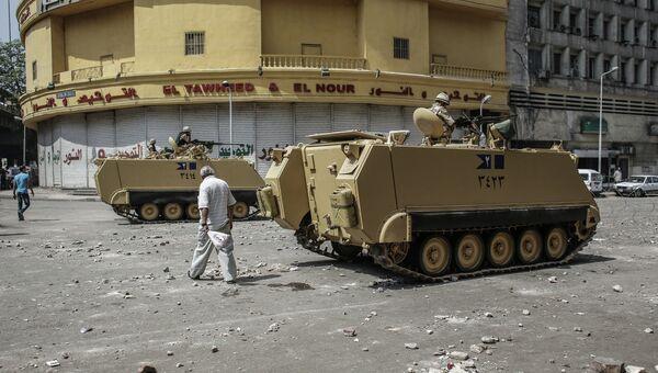 Ситуация в Египте. Архивное фото