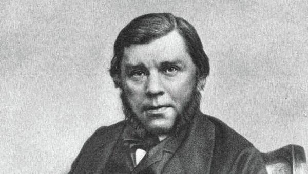 Русский писатель Владимир Соллогуб