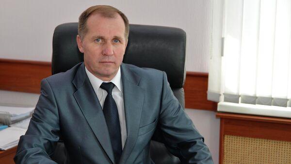 Замгубернатора Брянской области Александр Макаров