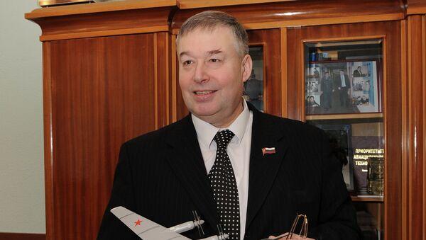 Ректор Московского авиационного института (МАИ) Анатолий Геращенко
