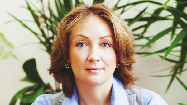 Заместитель руководителя столичного департамента образования Маргарита Русецкая