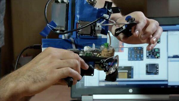 Робот для внутривенных инъекций
