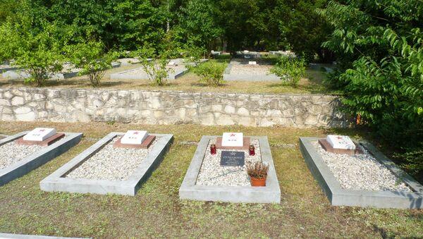 Советское военное кладбище в Кендзежин-Козле