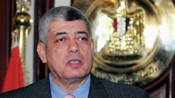Глава МВД Египта Мухаммед Ибрахим