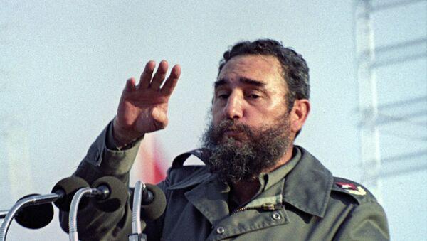 Фидель Кастро, архивное фото