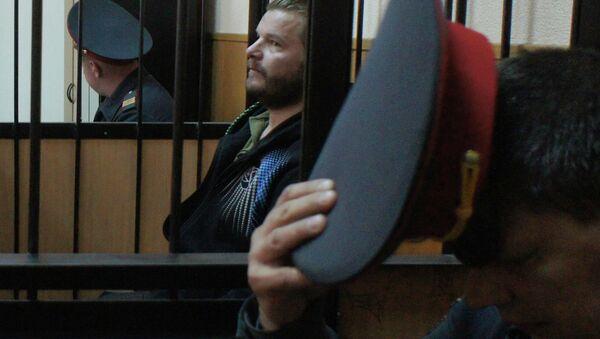 Жемчужный прапорщик Вадим Бойко арестован за стрельбу в кафе
