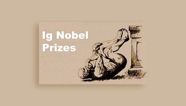Шнобелевская премия, архивное фото