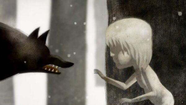 Кадр из мультфильма-участника фестиваля анимационных фильмов Крок, архивное фото