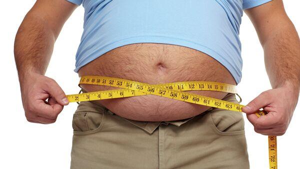 Ожирение. Архивное фото