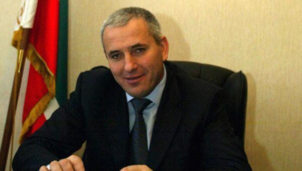 Председатель Избиркома Республики Чечня Исмаил Байханов