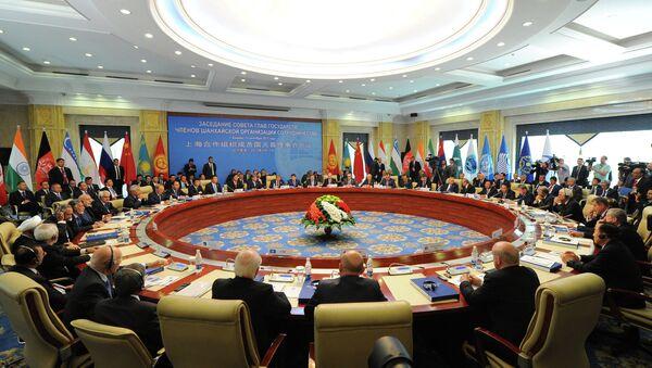 Саммит ШОС в Бишкеке, фото с места