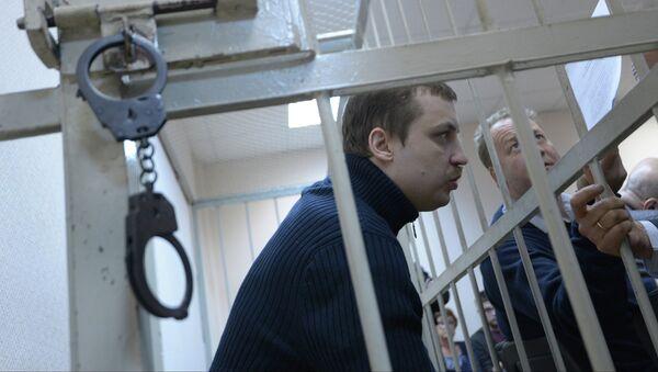 Заседание суда по делу фигуранта болотного дела М.Косенко. Архивное фото