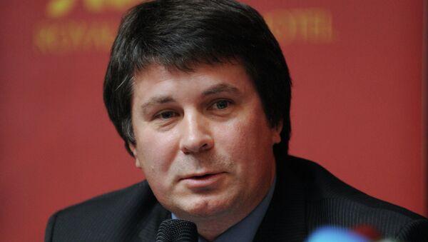Художественный руководитель Молодежной оперной программы Большого театра Дмитрий Вдовин, архивное фото