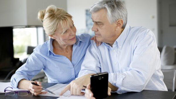 Как оформить пенсию в германии