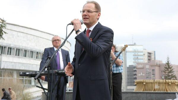 Экс-губернатор Новосибирской области Василий Юрченко. Архивное фото