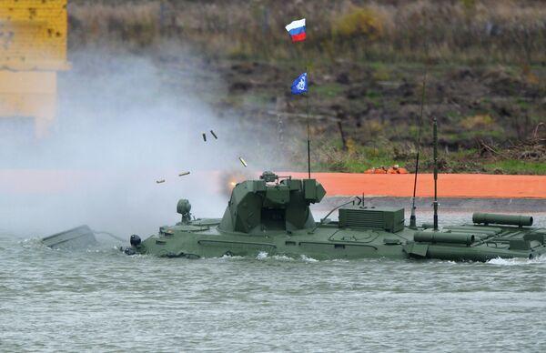 IX Международная выставка вооружений Russian Expo Arms-2013