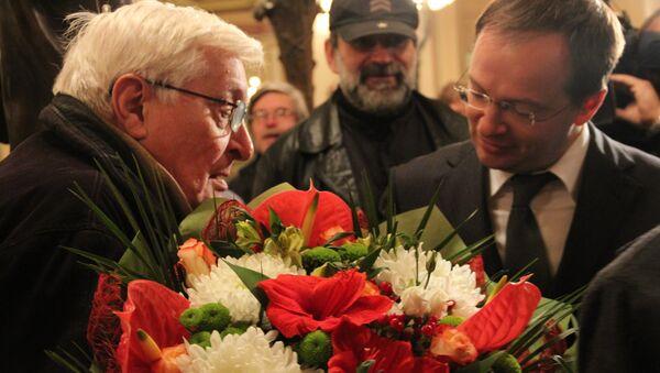 Олег Басилашвили отмечает 26 сентября 79-летие