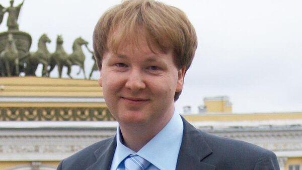Директор форума Кино Экспо Дмитрий Казуто