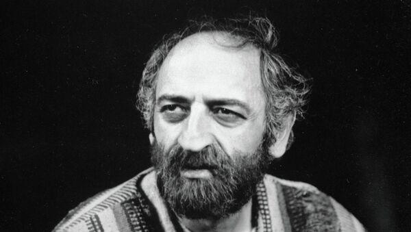 Народный артист СССР Сос Саркисян. Архивное фото