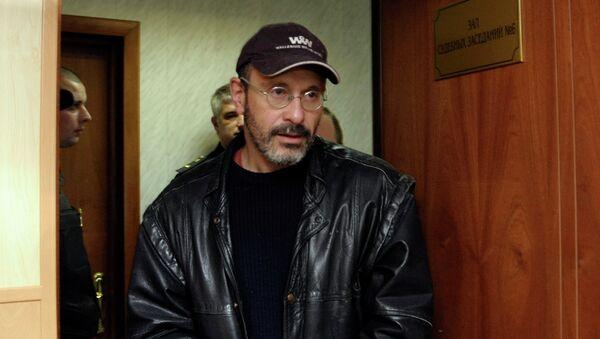 Активист Greenpeace Дмитрий Литвинов. Архивное фото
