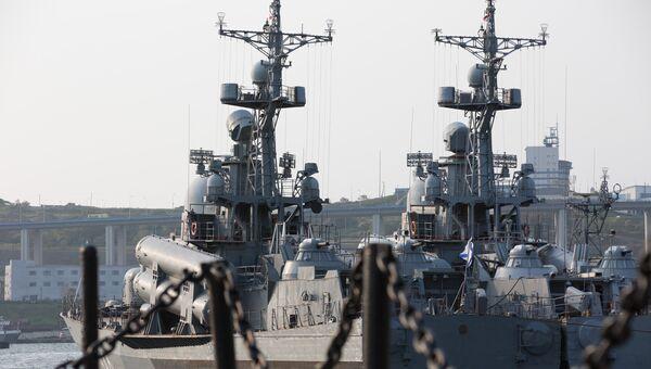 Малые противолодочные корабли ВМФ РФ, архивное фото