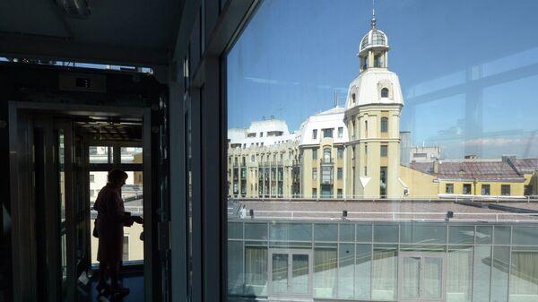Открытие новой сцены Александринского театра