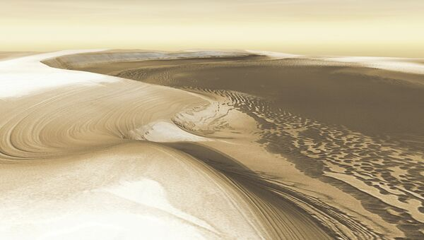 Марс. Архивное фото