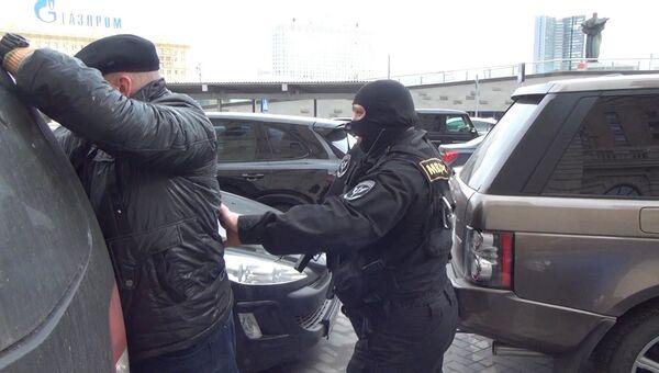 Задержание торговцев должностями