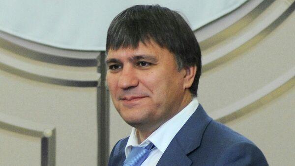 Депутат горсовета Красноярска Константин Сенченко. Архивное фото