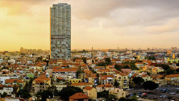 Тель-Авив. Вид. Архивное фото.