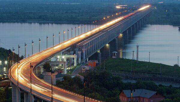 Города России. Хабаровск, архивное фото