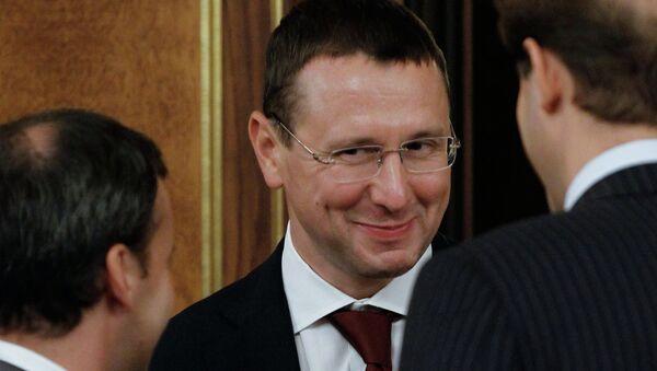 Олег Говорун. Архивное фото