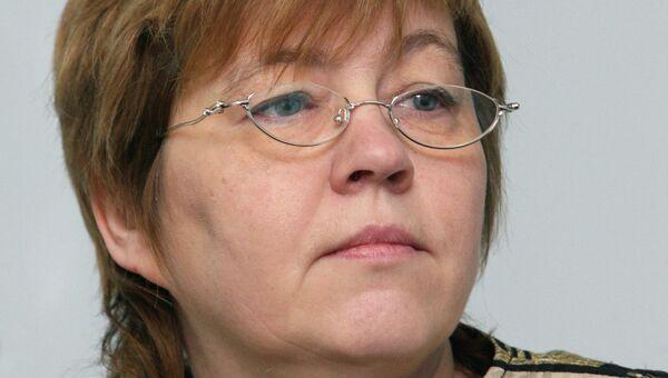 Президент медиа-холдинга Росбалт Наталия Черкесова. Архивное фото