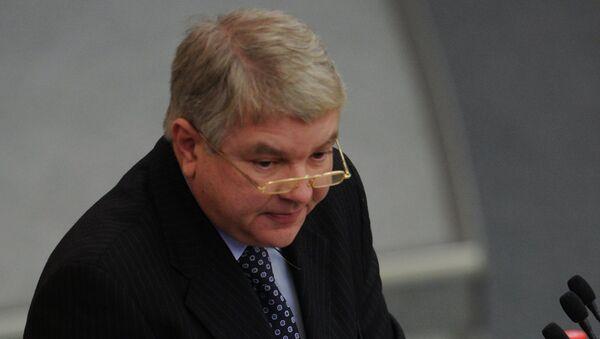 Заместитель министра иностранных дел РФ Алексей Мешков, архивное фото