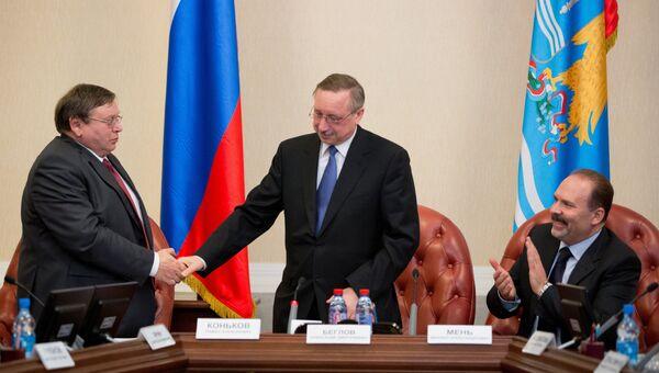 П.Коньков назначен временно исполняющим обязанности губернатора Ивановской области