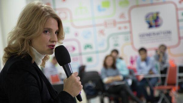 Наталья Касперская, генеральный директор InfoWatch. Архивное фото