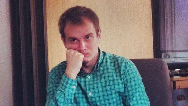 Сергей Кондратьев, руководитель группы дизайна, инфографики и иллюстрирования интернет–издания Аргументы и факты