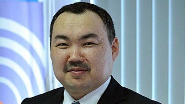 Чрезвычайный и Полномочный посол Киргизской Республики в России Болот Джунусов