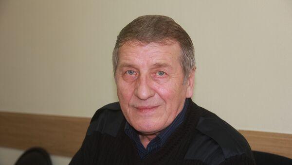 Представитель Росавиации в Красноярском крае Алексей Куделя, архивное фото