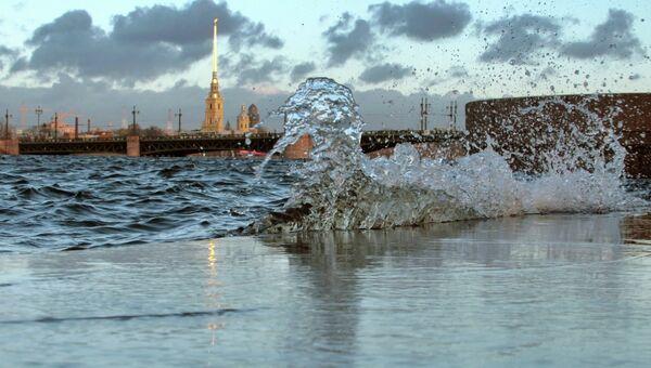 Санкт-Петербург. Архивное фото