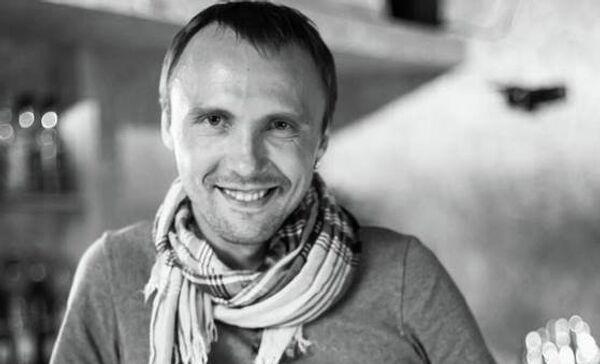 Основатель и директор Сиб. фм Андрей Ксенчук