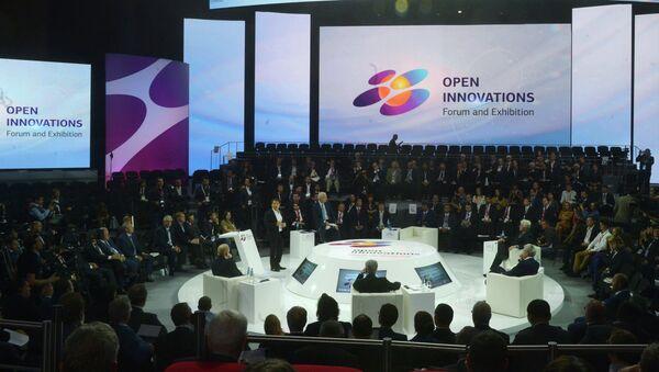 Московский международный форум Открытые инновации