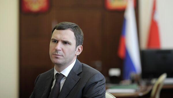Денис Буцаев. Архивное фото