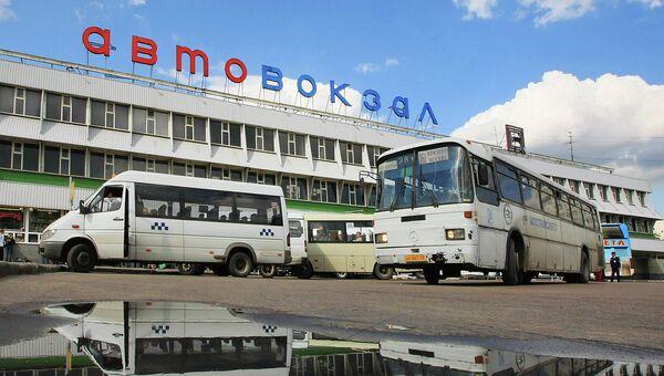 Московский автовокзал Щелковский. Архивное фото