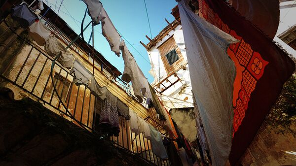 Балкон в Старой Гаване