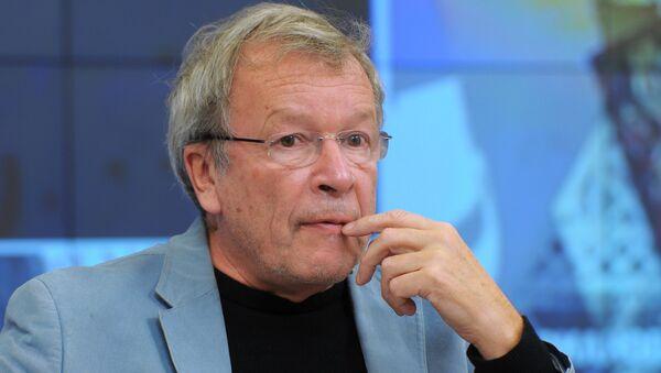 Писатель Виктор Ерофеев. Архивное фото
