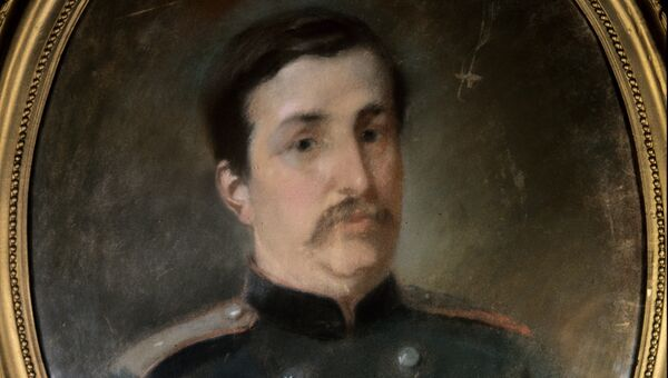 Портрет композитора Александра Порфирьевича Бородина