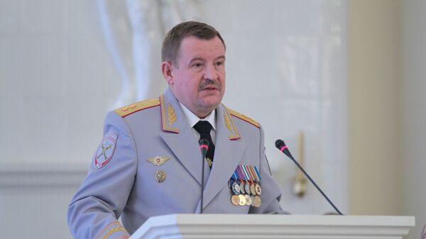Начальник ГУМВД по Петербургу и Ленобласти Сергей Умнов